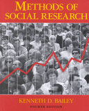 Methods of Social Research