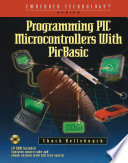 Programming PIC Microcontrollers Using PICBASIC