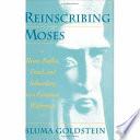 Reinscribing Moses