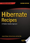 Hibernate Recipes