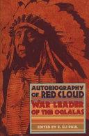 download ebook autobiography of red cloud pdf epub