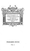 The Works of Tobias Smollett  Peregrine Pickle