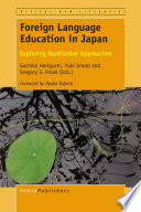 Foreign Language Education in Japan