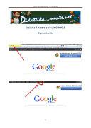 Creare un account Google     by mastroGiu