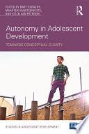 Autonomy in Adolescent Development