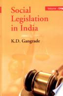 Social Legislation in India
