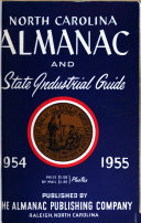 North Carolina Almanac and State Industrial Guide