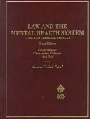 Law And The Mental Health System