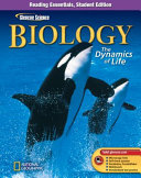 download ebook glencoe biology: the dynamics of life, reading essentials, student edition pdf epub