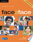 face2face Starter Student s Book with DVD ROM