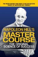 Napoleon Hill S Master Course
