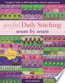 Joyful Daily Stitching  Seam by Seam