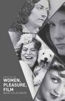 download ebook women, pleasure, film pdf epub