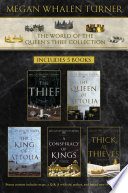 World Of The Queen S Thief Collection