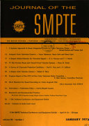 Journal of the SMPTE.
