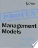 Proven Management Models