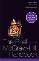Brief McGraw Hill Handbook MLA 2016 UPDATE