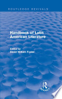 Handbook of Latin American Literature (Routledge Revivals) The Handbook Of Latin American Literature Offers Readers