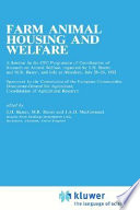 Farm Animal Housing and Welfare