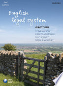 English Legal System Directions