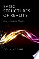 Basic Structures of Reality