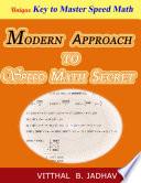 Modern Approach to Speed Math Secret