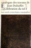 Catalogue des travaux de Jean Dubuffet - L'Hourloupe I