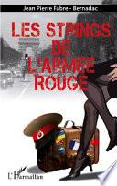 LES STRINGS DE L'ARMEE ROUGE