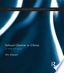 School Choice in China