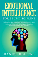 Emotional Intelligence For Self Discipline
