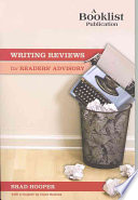 Writing Reviews for Readers  Advisory