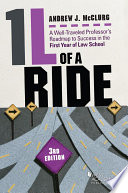 1L of a Ride  A Well Traveled Professor s Roadmap to Success in the First Year of Law School