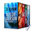 J T  Ellison Taylor Jackson Series Books 1 4