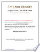 Amazon Stealth