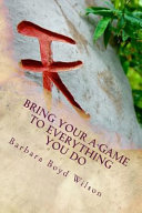 Bring Your A-game to Everything You Do Pdf/ePub eBook