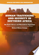 Human Trafficking And Security In Southern Africa