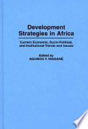 Development Strategies in Africa