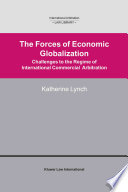 The Forces of Economic Globalization