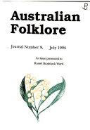 Australian Folklore