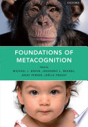 Foundations of Metacognition