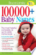 100,000+ Baby Names And Most Helpful Name Book You Can Find