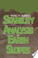 Stability Analysis of Earth Slopes