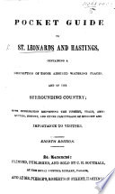 Pocket Guide to St  Leonards and Hastings     Eighth edition