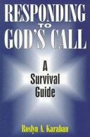 Responding To God S Call