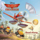 Planes  Fire   Rescue Read Along Storybook and CD