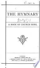The Hymnary A Book Of Church Song Second Edition The Music Edited By J Barnby