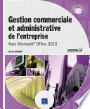 Gestion commerciale et administrative de l entreprise