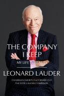 The Company I Keep Book