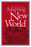 Adapting to a New World
