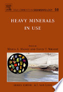 Heavy Minerals In Use : practice and applications. discussion of processes that...
